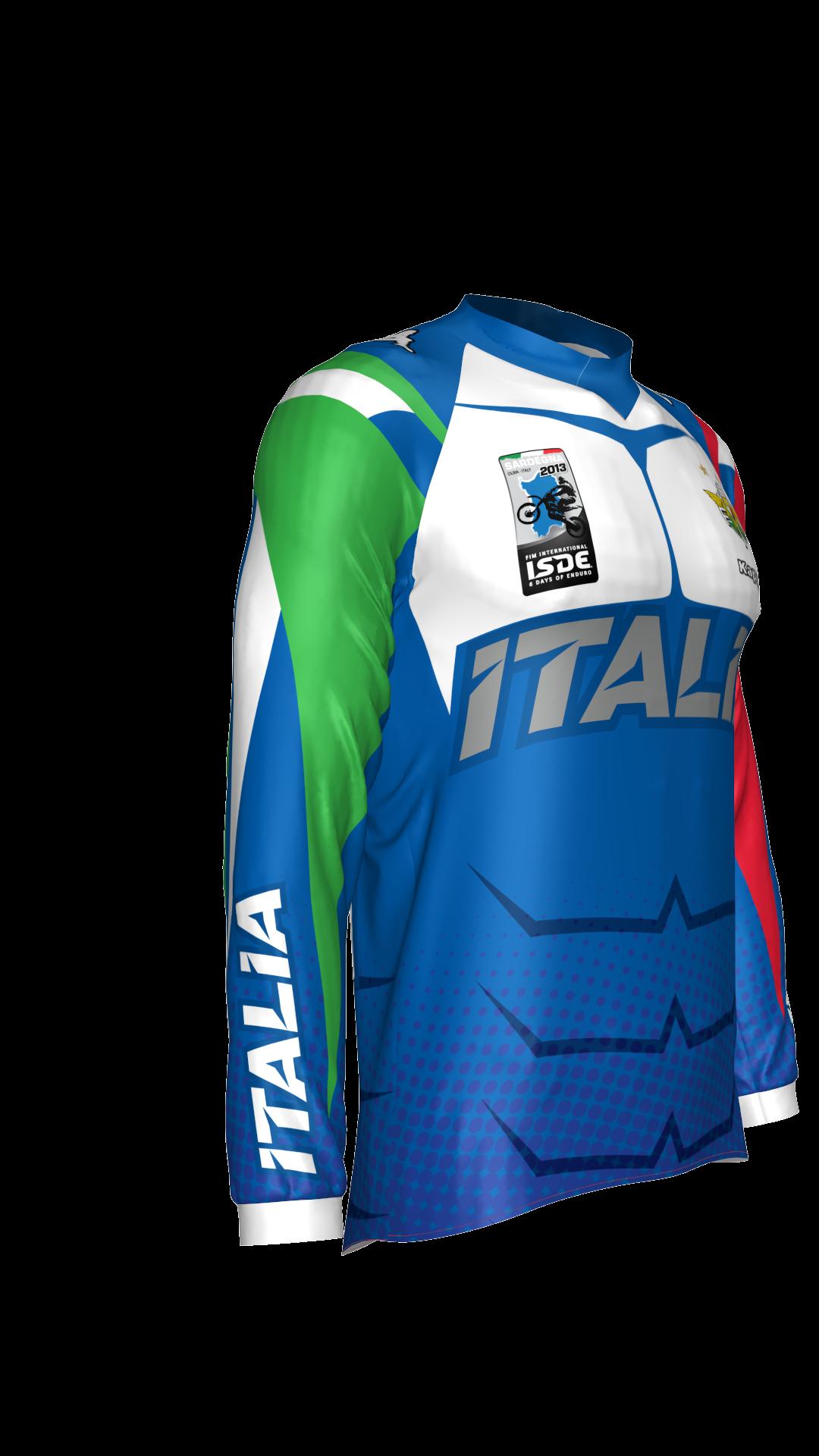 #Pivesso maglia azzurra 2012