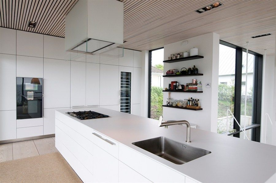 diseño exteriores moderno piscinas decoración interiores cocinas
