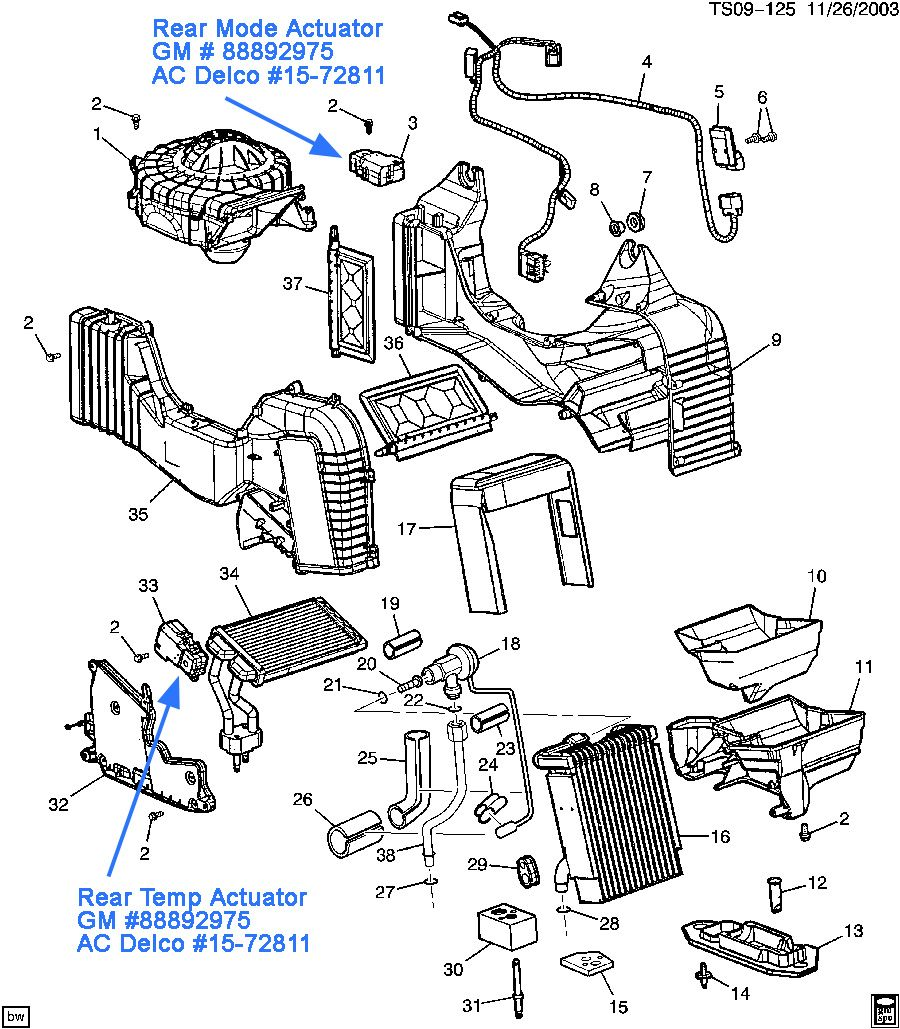 2005 Trailblazer Rear Ac Diagram Yahoo Image Search Results