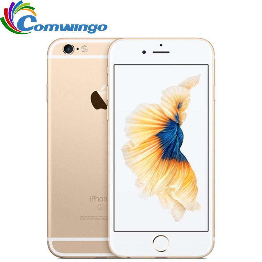 Original Apple Iphone 6s Ram 2gb 16gb Rom 64gb 128gb 4 7 Ios Dual Core 12 0mp Camera Fingerprint 4g Lte Unlocked Mobile Ph Apple Iphone 6s Iphone Apple Iphone