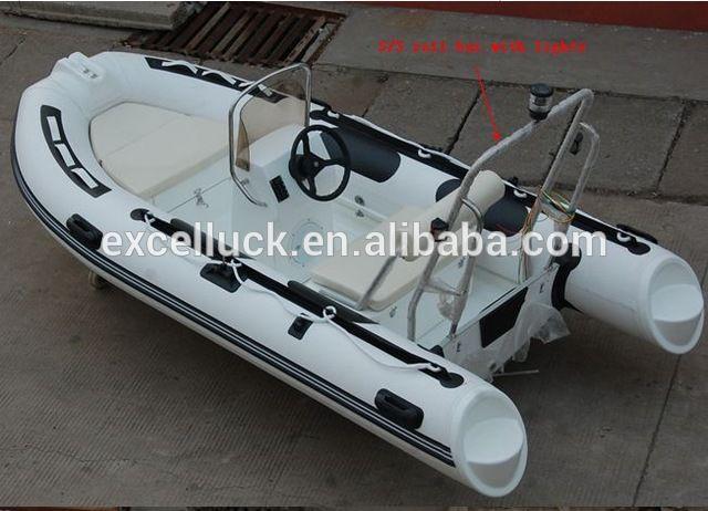 Source rigid inflatable boat rib hypalon boat on m alibaba