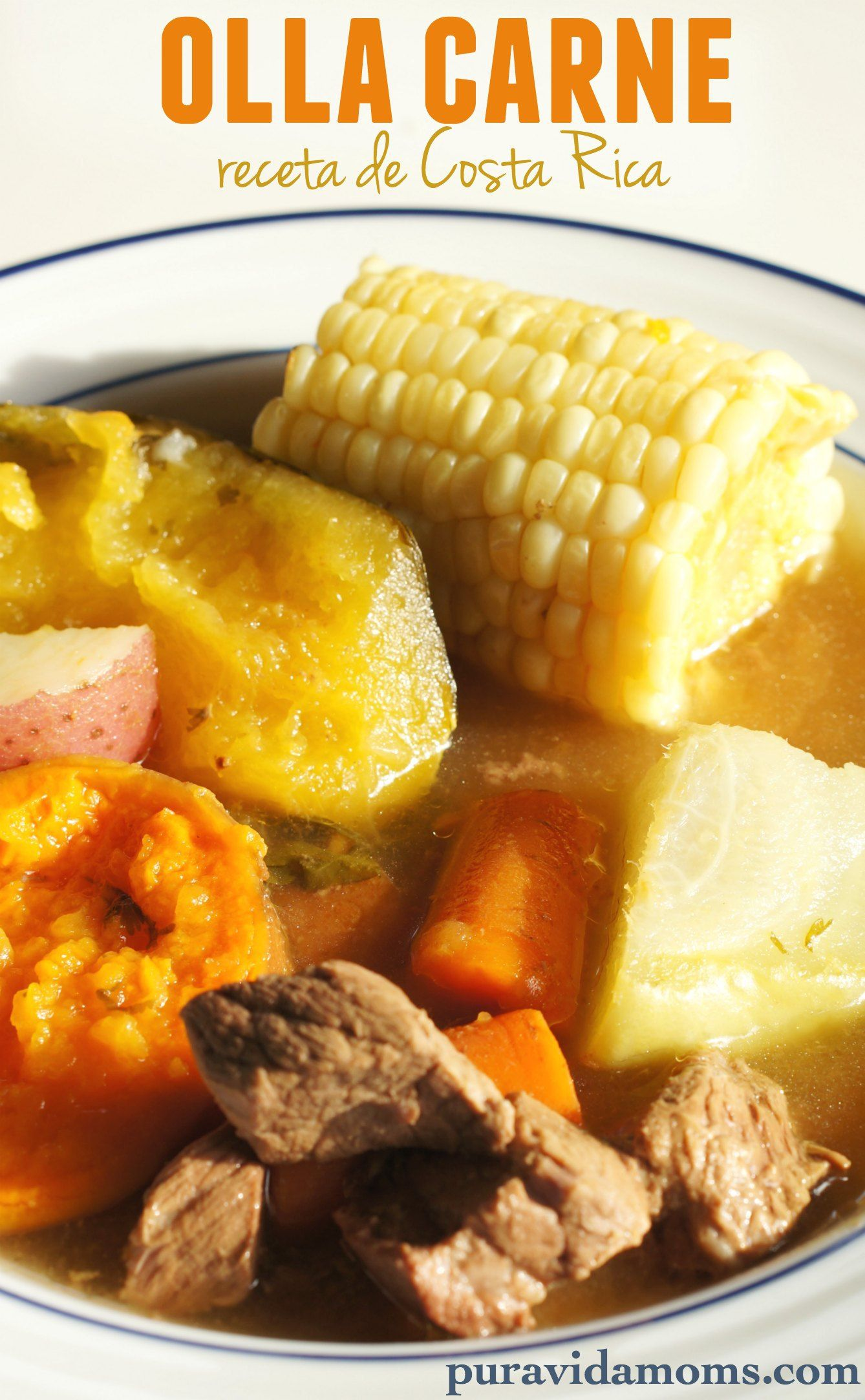 Olla carne receta de costa rica all pinterest costa rica olla carne receta de costa rica forumfinder Choice Image