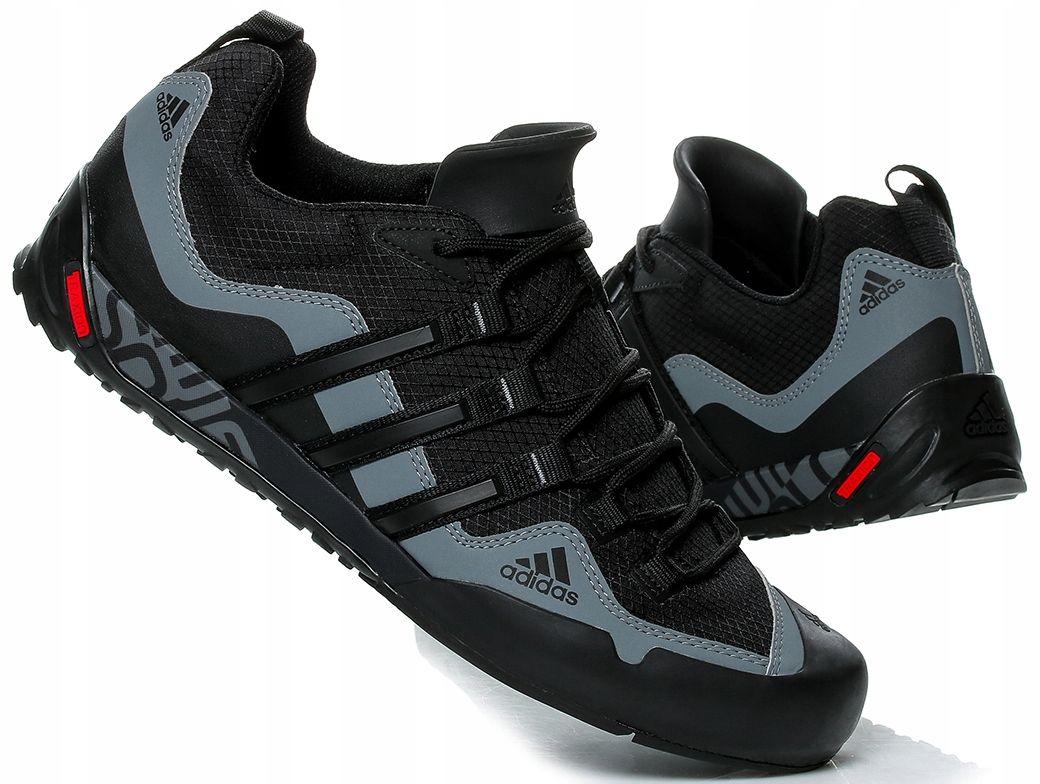 huge discount 0ed01 edb76 allegro.pl za 238.00 zł - Buty męskie Adidas Terrex Swift Solo D67031