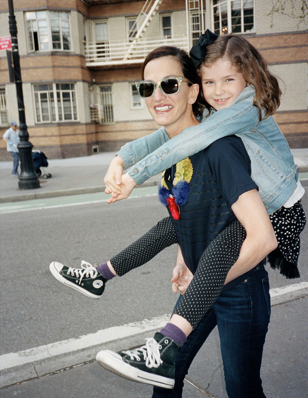 Cynthia Rowley and her daughter, Kit | The Cools