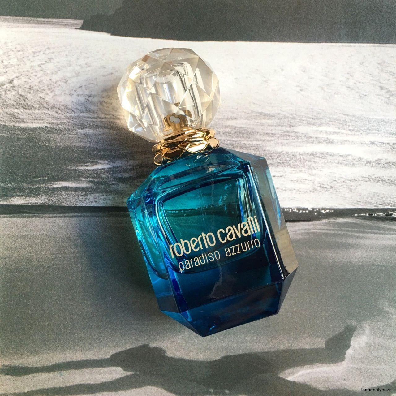 Il Profumo Paradiso Azzurro Di Roberto Cavalli Profumo Roberto Cavalli Bottiglia Profumo