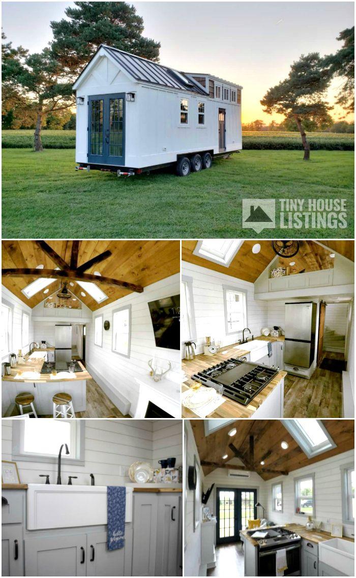 "The ""Maverick"" Tiny Home Tiny House for Sale in Tipp"