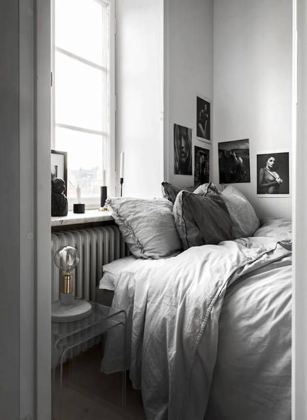Photo of A beautiful, elegant small space apartment in Stockholm