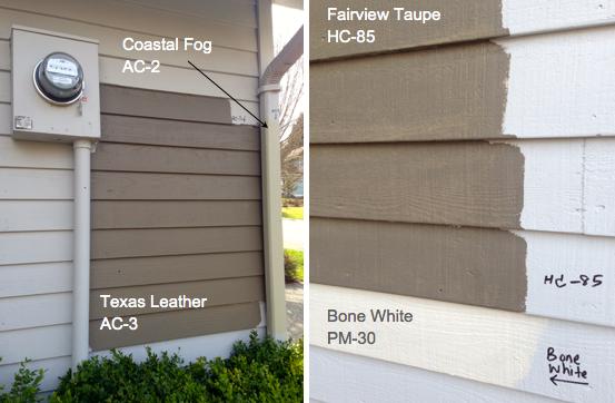 Benjamin Moore texas leather AC-3 | House color ideas | Pinterest ...