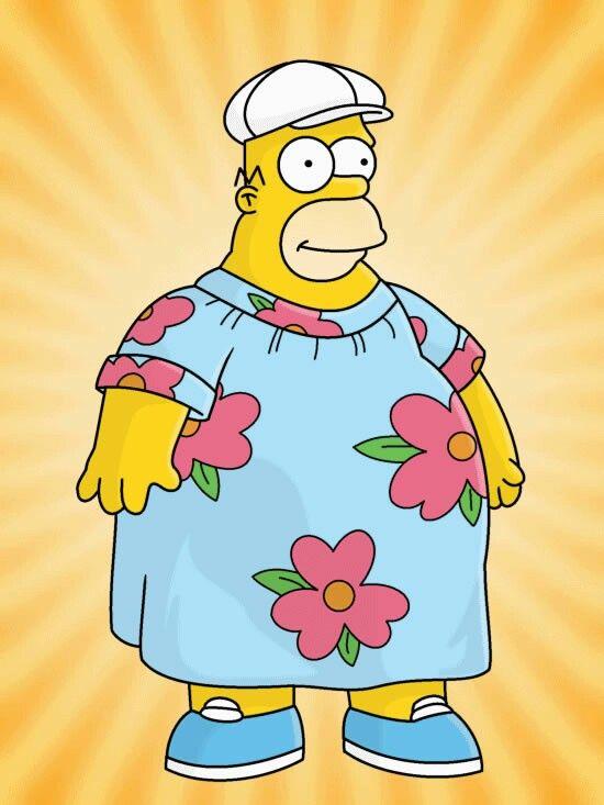 Pin De Annie Abarca En Mi Visión Dibujos De Los Simpson