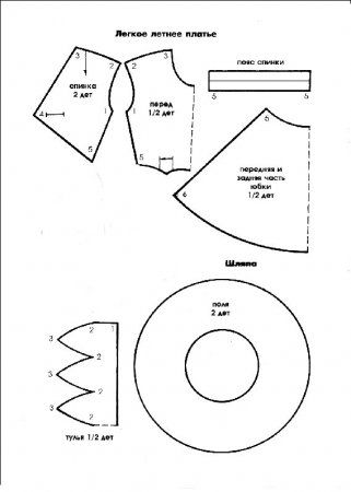 Dress patterns for Barbie Dolls | Barbie | Pinterest | Dress ...