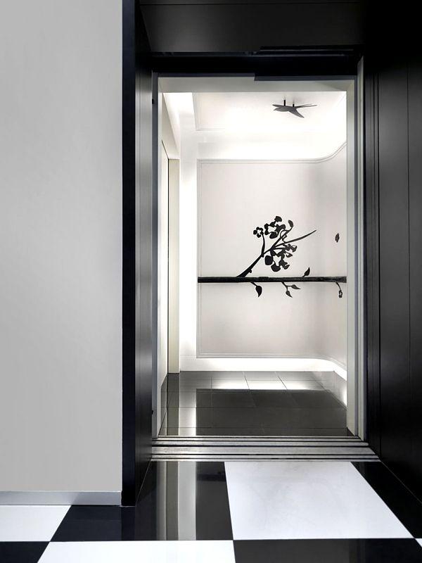 The club luxury hotel in singapore luxury hotel design for Hotel club decor