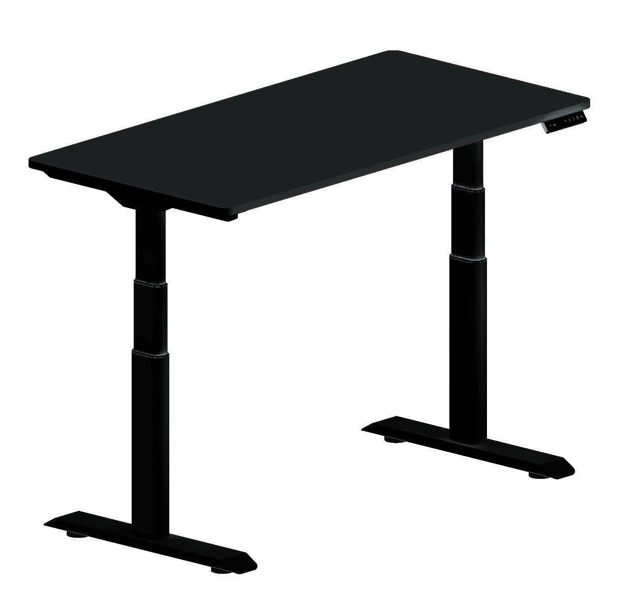 2018 Steel Black Color Electric Height Adjustable Desk Find