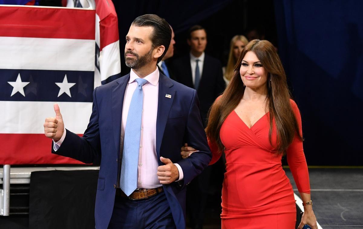 Engagee Derriere Son Futur Beau Pere Donald Trump L Ex Presentatrice Phare De La Fox A Galvanise La Foule Lors De La Convention Republ