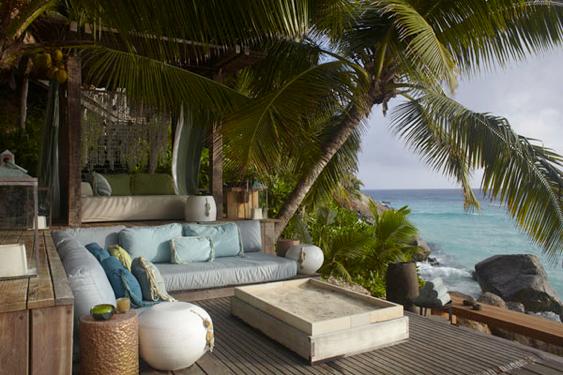 Island Time - Quiero sentarme a leer acá!