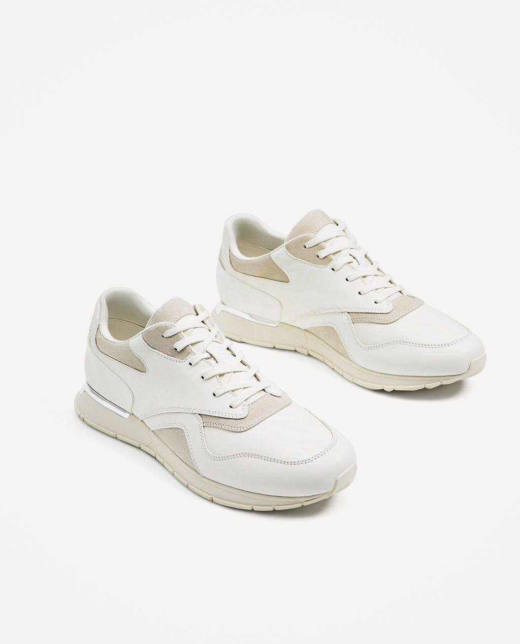Oie D'or De La Marque De Luxe Enfants Chaussures De Sport Star Perforées - Blanc 1mhiX8Zf