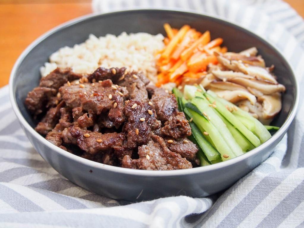 Бульгоги из говядины рецепт с фото пошагово