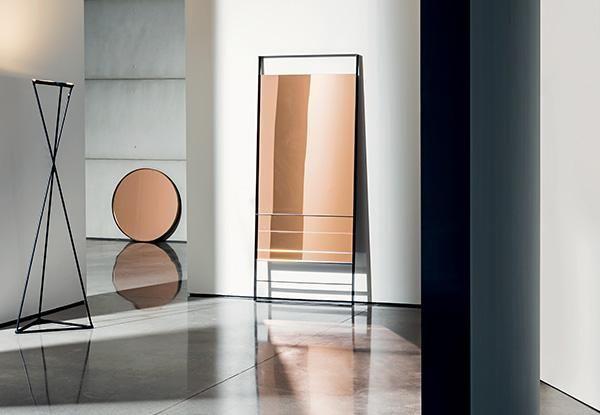 Miroir Visual - Atelier du verre créations Mirrors  glass Pinterest