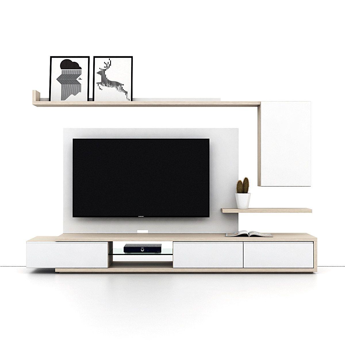 Mueble tv l pez 55 en 2019 muebles para tv for Mesa para tv 55 pulgadas