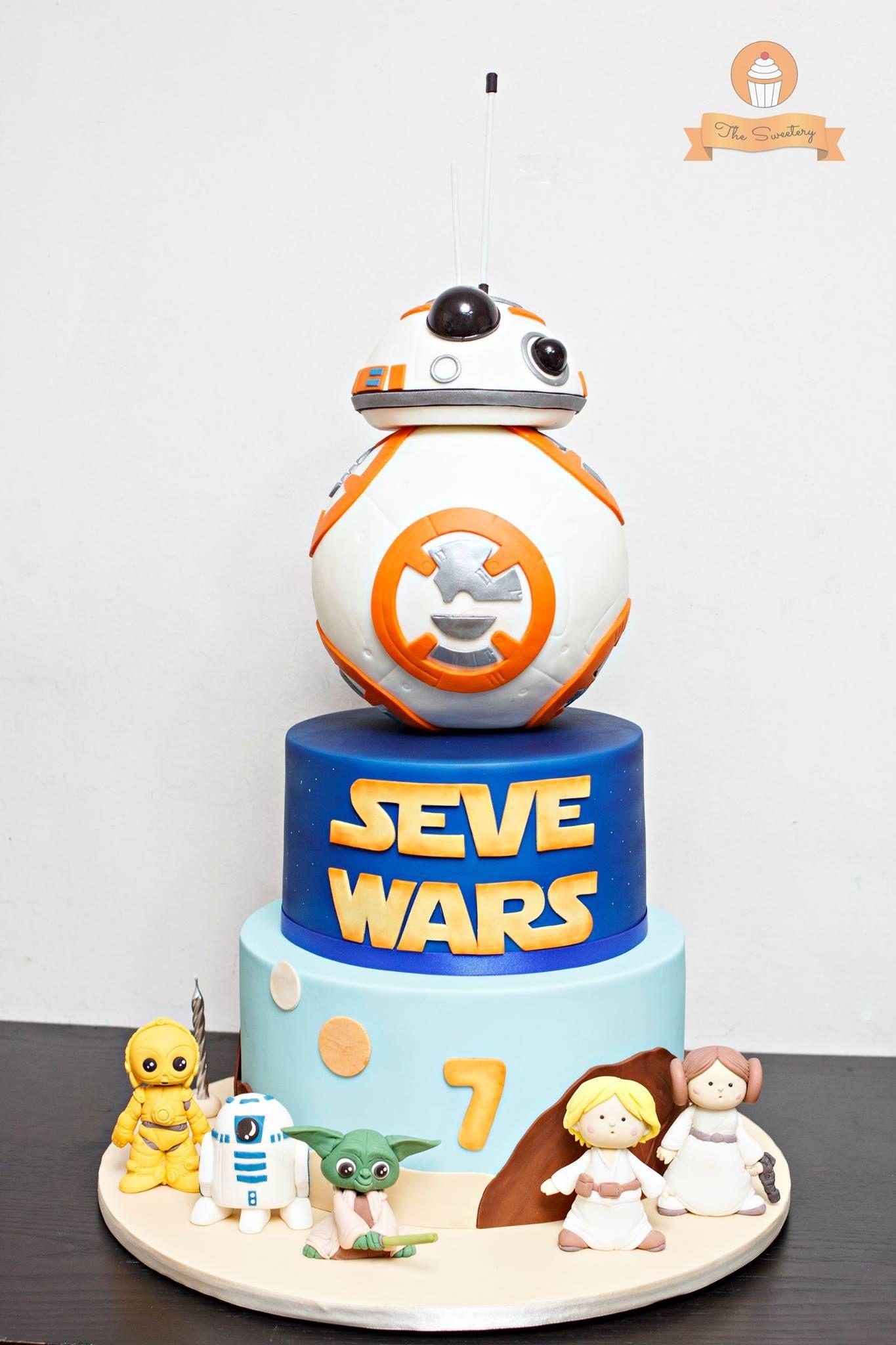 The Sweetery Star Wars Theme Pinterest Star trek cake Star