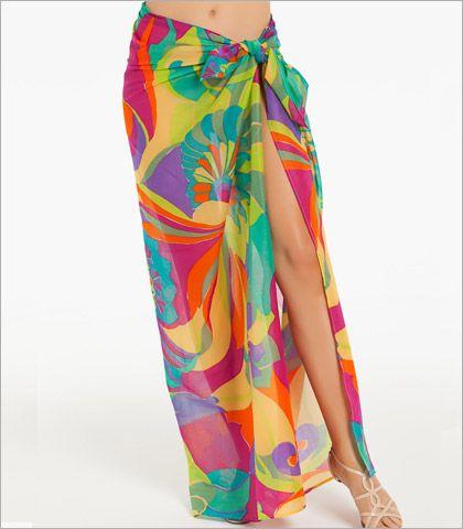 Tara Grinna Primrose Full Panel Cover Up Style Pv 406