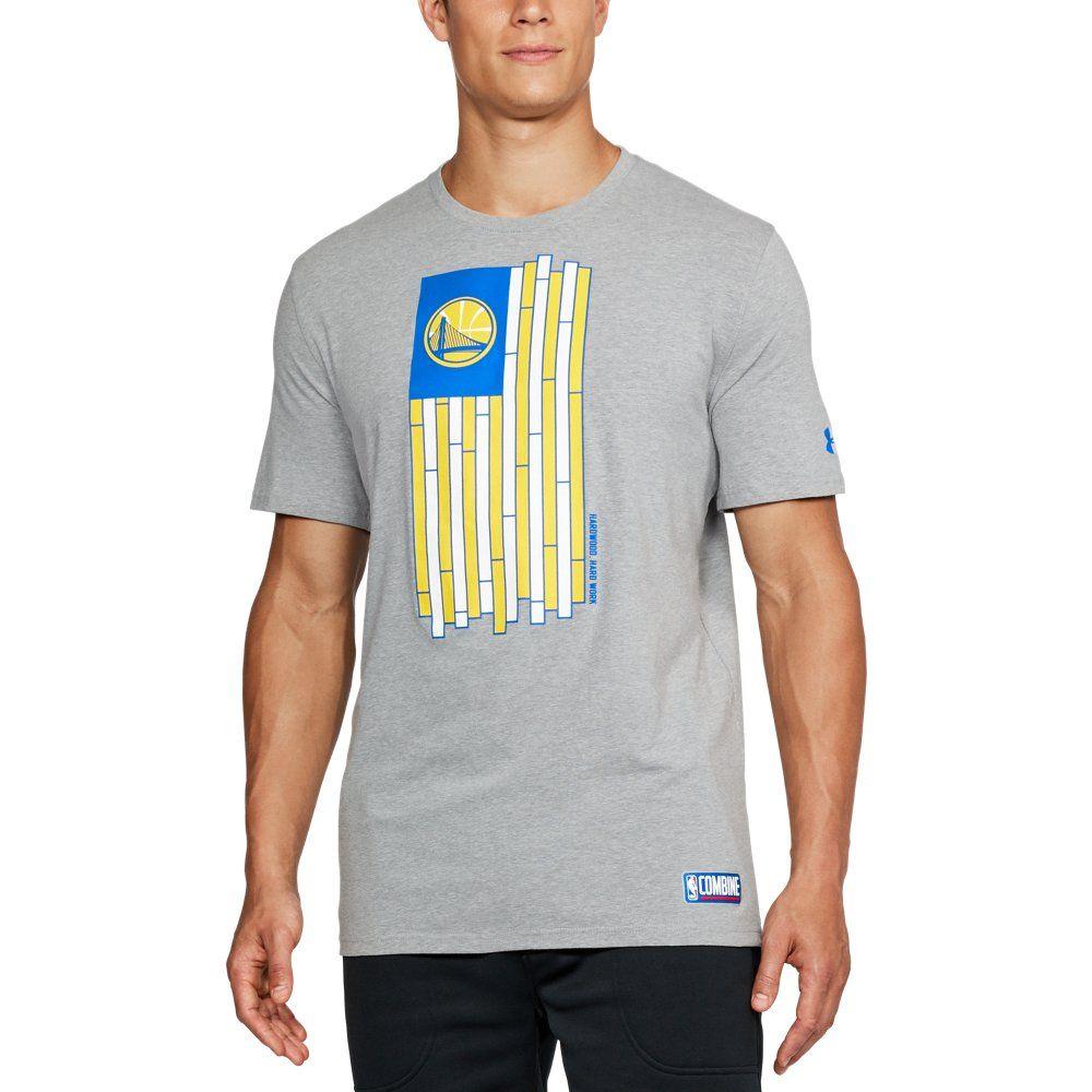 quality design 41ad4 16880 Under Armour NBA Combine Under Armour Court Flag Ua, Nba Golden State  Warriors, Under