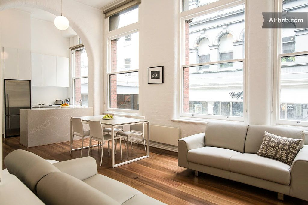 light filled Melbourne apartment House styles, New york