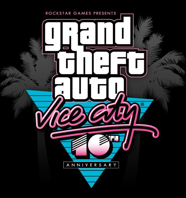 Grand Theft Auto Vice City 10th Anniversary Edition Now Available On Ios Android Coming Soon Grand Theft Auto Rockstar Games Theft