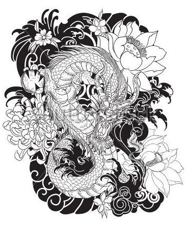 Photo of Dragon Tattoos Ideas For Men – Dragon Tattoo Designs For Men #dragon_t …