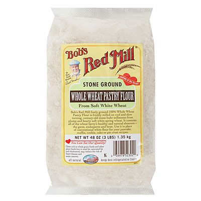Bob S Red Mill 174 Stone Ground Whole Wheat Pastry Flour So