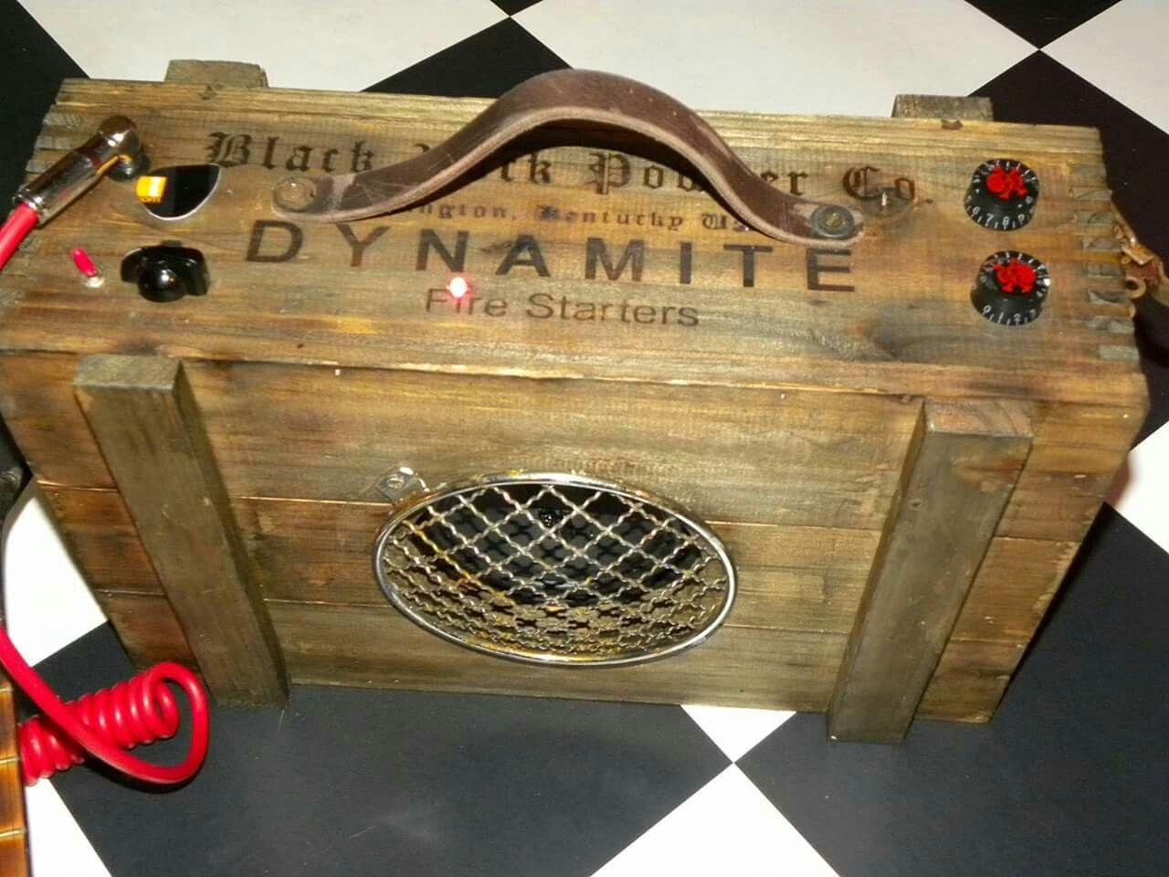 speaker box stereo in 2019 diy speakers speaker amplifier und cigar box guitar. Black Bedroom Furniture Sets. Home Design Ideas