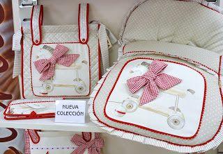 Principes y Princesas.: Sacos de silla: ideas para diseñar vuestro saco de silla soñado