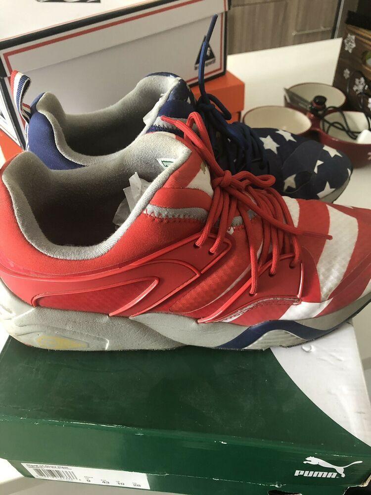 Puma Blaze Of Glory RWB Sneakers - Red