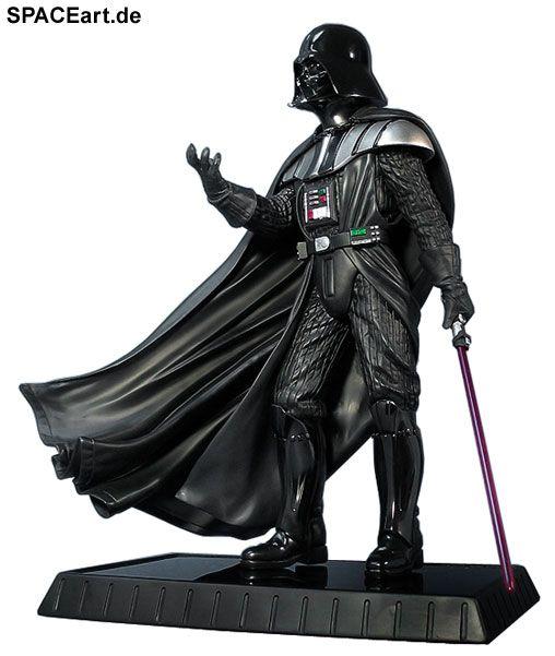 Von dieser fantastischen Darth Vader Statue haben nun nochmal ein Exemplar im Sortiment: http://spaceart.de/produkte/sw043.php ... Ich persönlich finde ja, dass es eine der besten Darth Vader Statuen ist. Vor Allem wegen der tollen Pose. Stimmt Ihr mir da zu?
