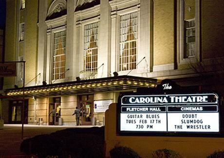 The Carolina Theatre Of Durham Inc Is A 501 C 3 Non Profit