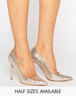 Zapatos de punta con tacón alto PERU de ASOS 2Ug2hz7tQQ
