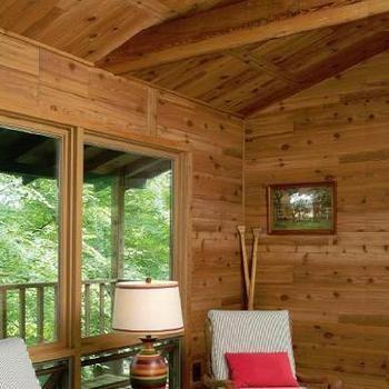 1 4 Weathered Cedar Rustic Panel 9 Groove Cedar Paneling Cedar