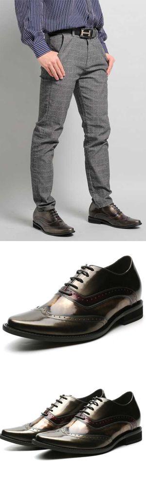 Schuhe Die Grosser Machen Ottavio 7 Cm In 2020 Schuhe Elegante Schuhe Schwarze Jeans