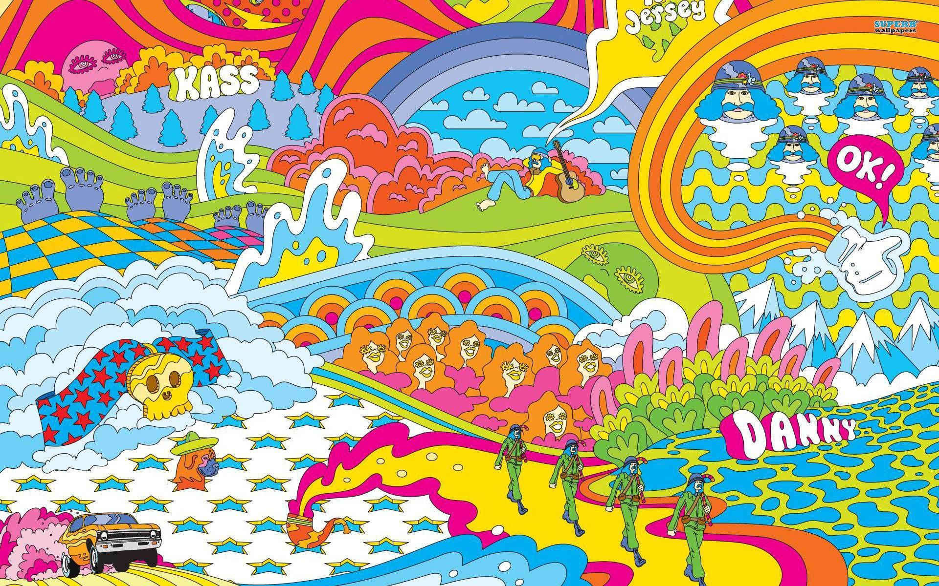 Hippie Wallpapers High Quality Free Download Hippie Wallpaper
