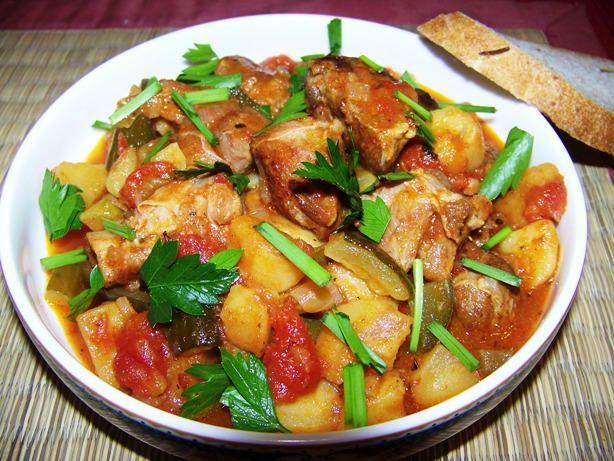 мяса свинины из Азу