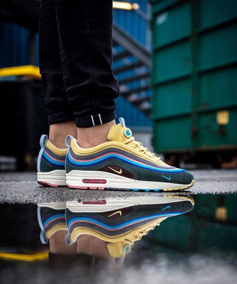 Nike Air Max 97 | Sneakers men fashion, Sneakers fashion