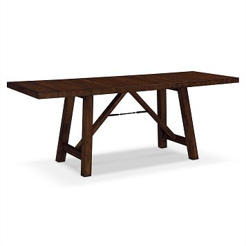 Everett Dining Room Counter Height Table   Value City Furniture $449.99