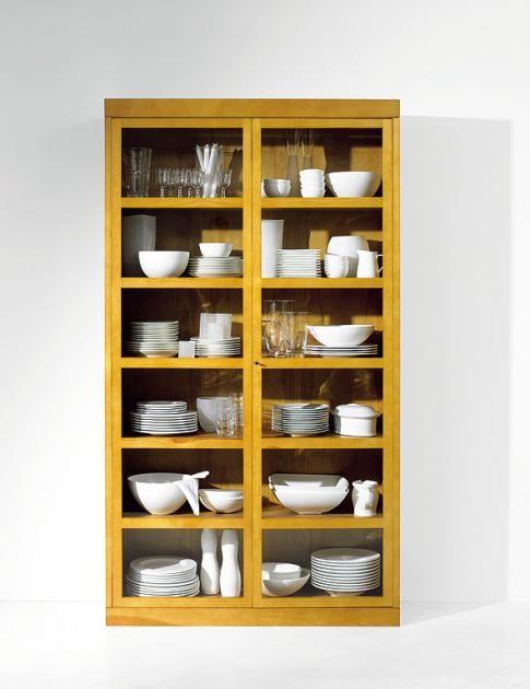 vitrinen aus glas holz und metall ger umig vitrine 6338 2 von marktex cupboard. Black Bedroom Furniture Sets. Home Design Ideas