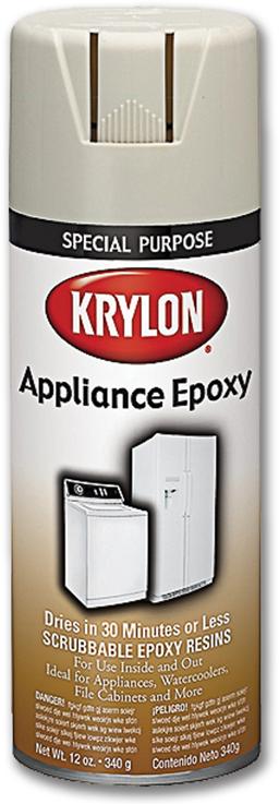 Chadwell Supply. KRYLON APPLIANCE EPOXY SPRAY PAINT - ALMOND 12 OZ ...