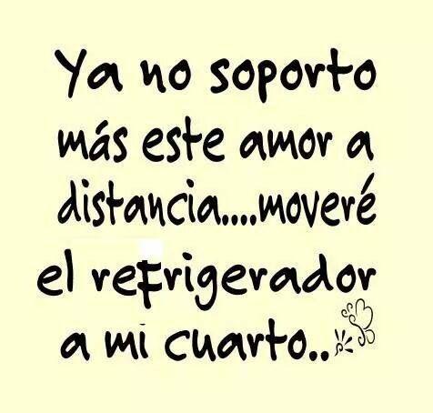 Amor a distancia