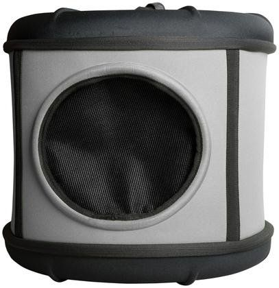 K&H Pet Products Travel Mod Capsule - Gray/Black