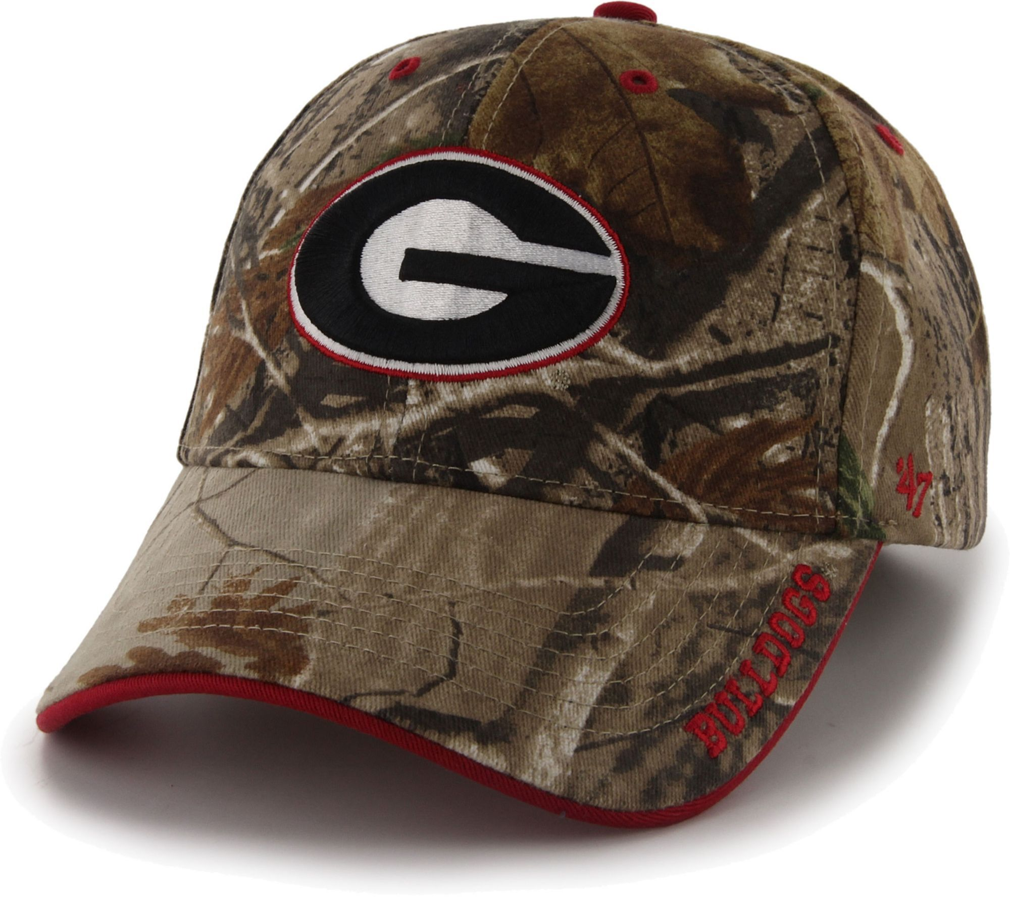 31ff9ff95cee18 47 Men's Georgia Bulldogs Real Tree Adjustable Hat in 2019 ...