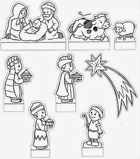Presepios Desenho De Presepio Desenho De Natal Artesanato Nativo