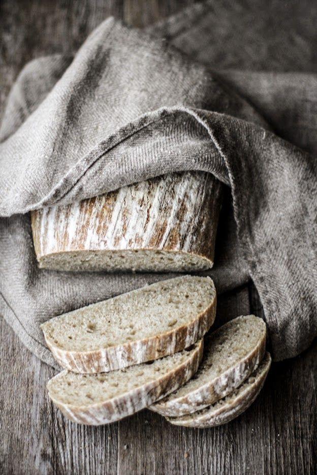 - VANIGLIA - storie di cucina: Pagnotta con grano arso