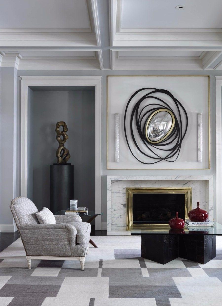 Jean-Louis-Deniot Jean-Louis-Deniot #luxurylivingrooms