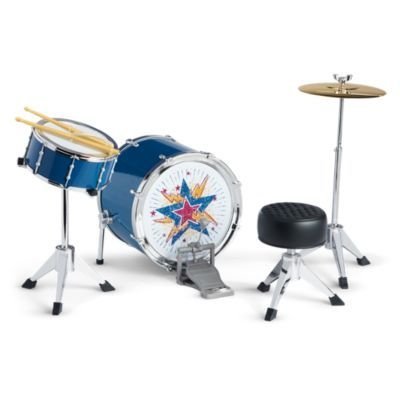 Drum Set NEW IN BOX RARE Tenney Grant American Girl Doll